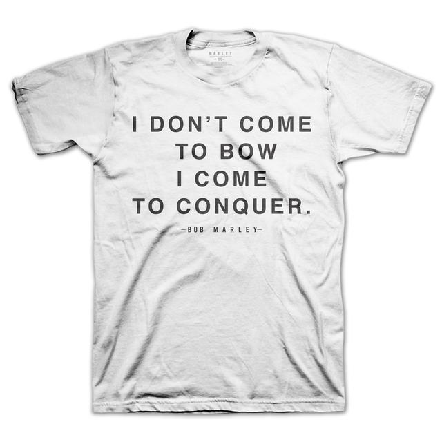 Bob Marley Conquer T-Shirt