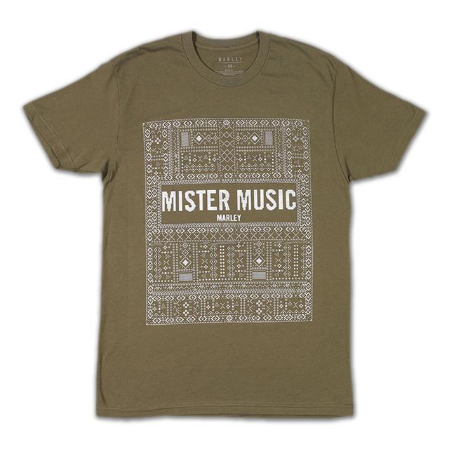 Bob Marley Mister Music T-Shirt