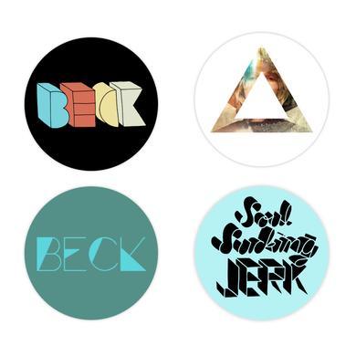 Beck Button Pack