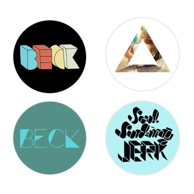 Beck Button Pack