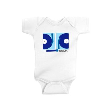 Beck Turntables Onesie