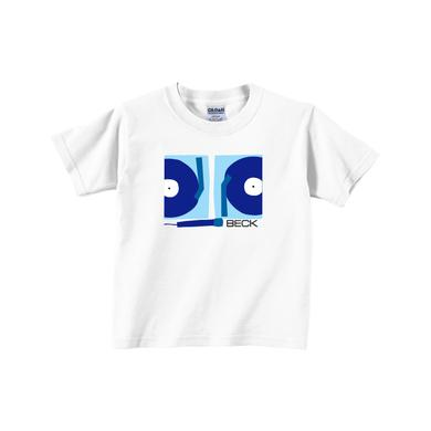 Beck Turntables Toddler Tee