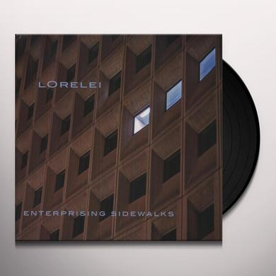 Lorelei ENTERPRISING SIDEWALKS Vinyl Record