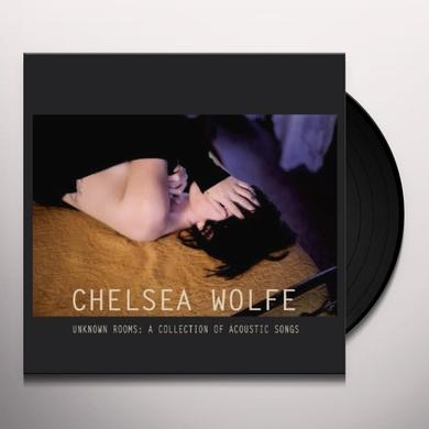 Chelsea Wolfe UNKNOWN ROOMS: A COLLECTION OF ACOUSTIC SONGS Vinyl Record