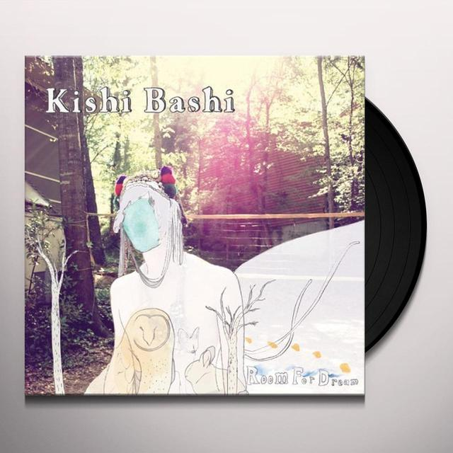 Kishi Bashi ROOM FOR DREAM (EP) Vinyl Record