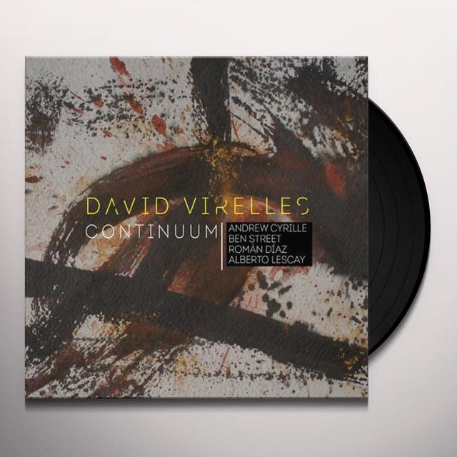 David Virelles CONTINUUM Vinyl Record