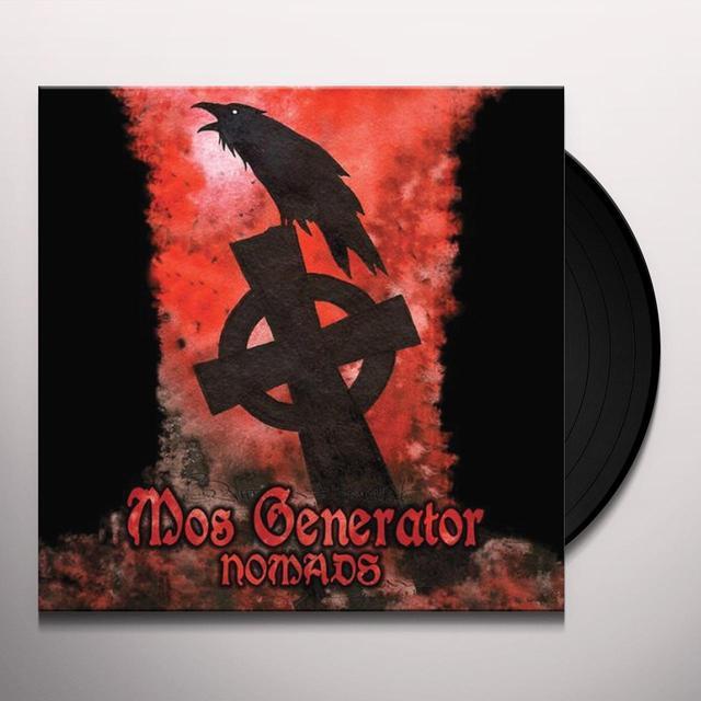 Mos Generator NOMADS Vinyl Record