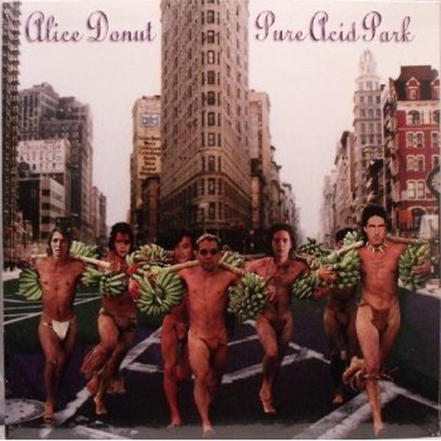Alice Donut PURE ACID PARK Vinyl Record