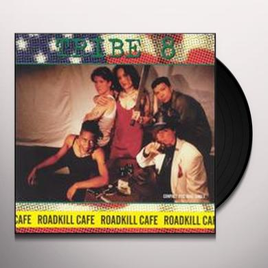 Tribe 8 ROADKILL CAFE (EP) Vinyl Record