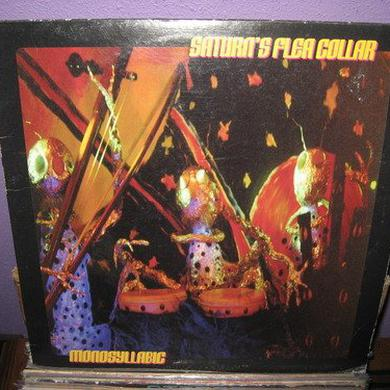 Saturn'S Flea Collar MONOSYLLABIC Vinyl Record