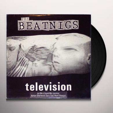 Beatnigs TELEVISION Vinyl Record