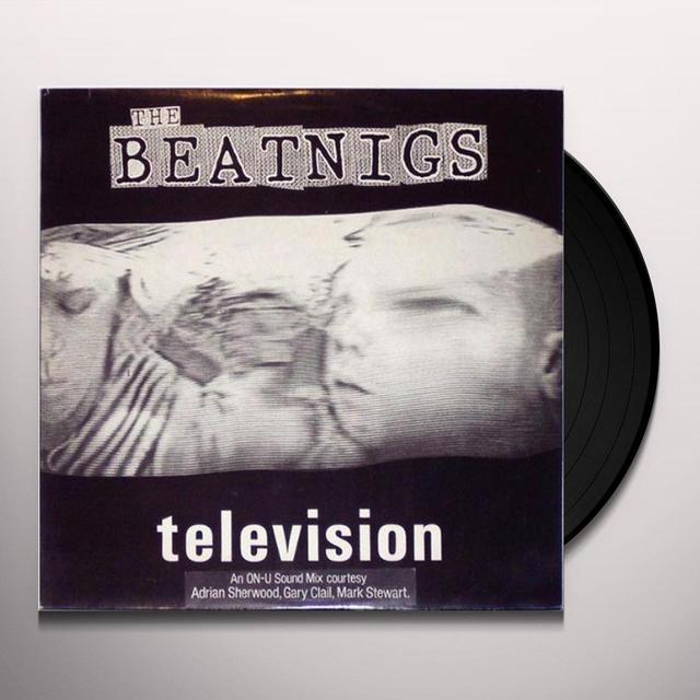 Beatnigs TELEVISION Vinyl Record