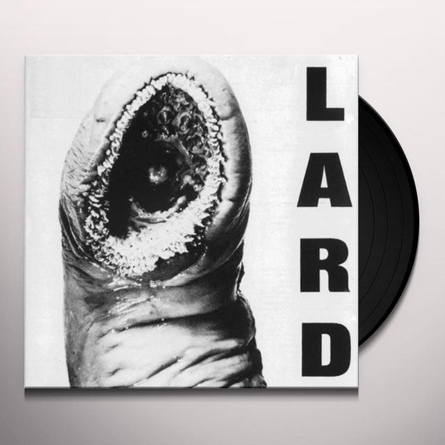 POWER OF LARD Vinyl Record