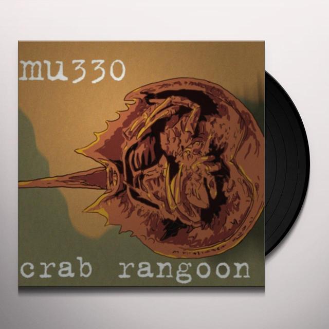Mu330 CRAB RANGOON Vinyl Record