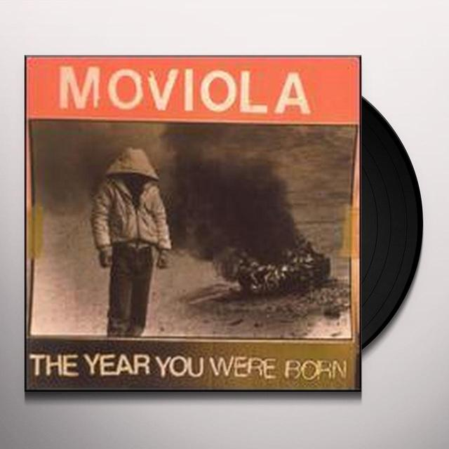 Moviola YEAR YOU WERE BORN Vinyl Record