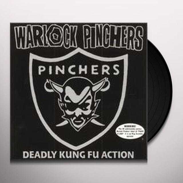 Warlock Pinchers DEADLY KUNG Vinyl Record