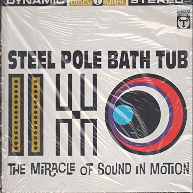 Steel Pole Bathtub MIRACLE OF SOUND IN MOTION Vinyl Record