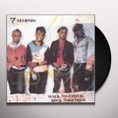 7Seconds WALK TOGETHER ROCK Vinyl Record