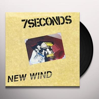 7Seconds NEW WIND Vinyl Record
