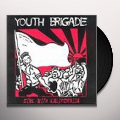 Youth Brigade SOUND & FURY Vinyl Record