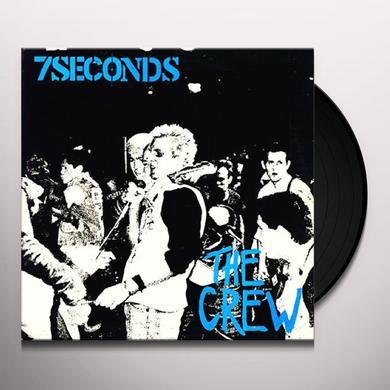 7Seconds CREW Vinyl Record