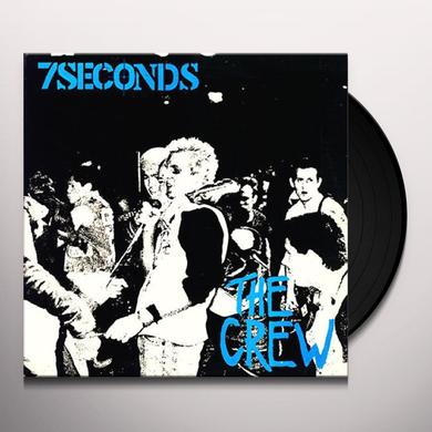 7Seconds CREW Vinyl Record