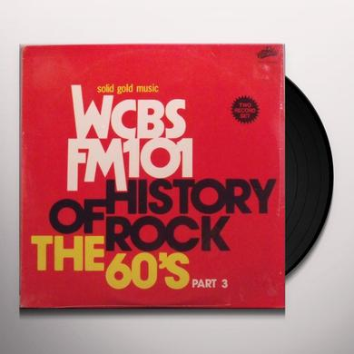 HISTORY OF ROCK 60'S 3 / VARIOUS Vinyl Record
