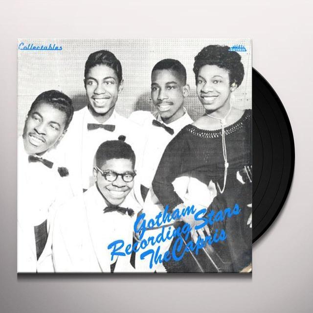 Capris GOTHAM RECORDING Vinyl Record