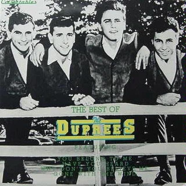 Duprees BEST OF Vinyl Record