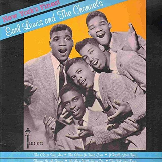 Earl Lewis BEST OF Vinyl Record