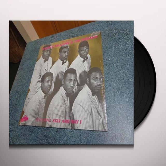 Maurice Williams BEST OF Vinyl Record