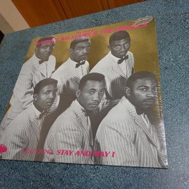 Maurice Williams BEST OF Vinyl Record