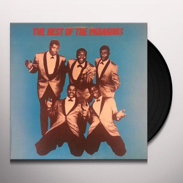 The Paragons BEST OF Vinyl Record