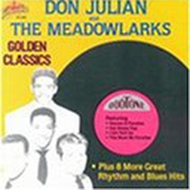 Don Julian GOLDEN CLASSICS Vinyl Record