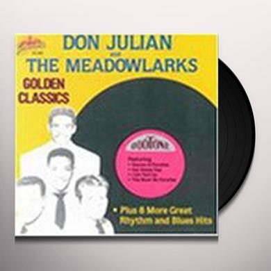 Don Julian GOLDEN CLASSICS Vinyl Record