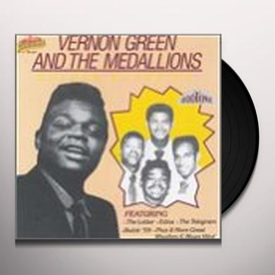 Vernon Green & MEDALLIONS Vinyl Record