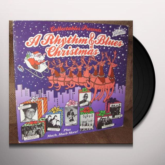 RHYTHM & BLUES CHRISTMAS 1 / VARIOUS Vinyl Record