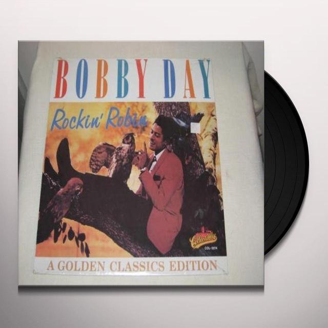 Bobby Day GOLDEN CLASSICS Vinyl Record