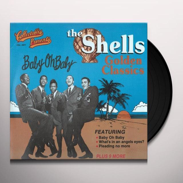 Shells GOLDEN CLASSICS Vinyl Record