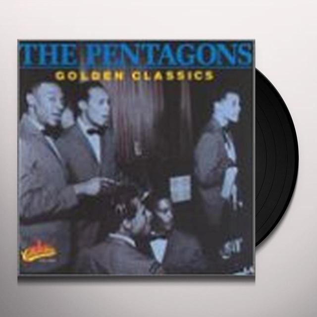Pentagons GOLDEN CLASSICS Vinyl Record