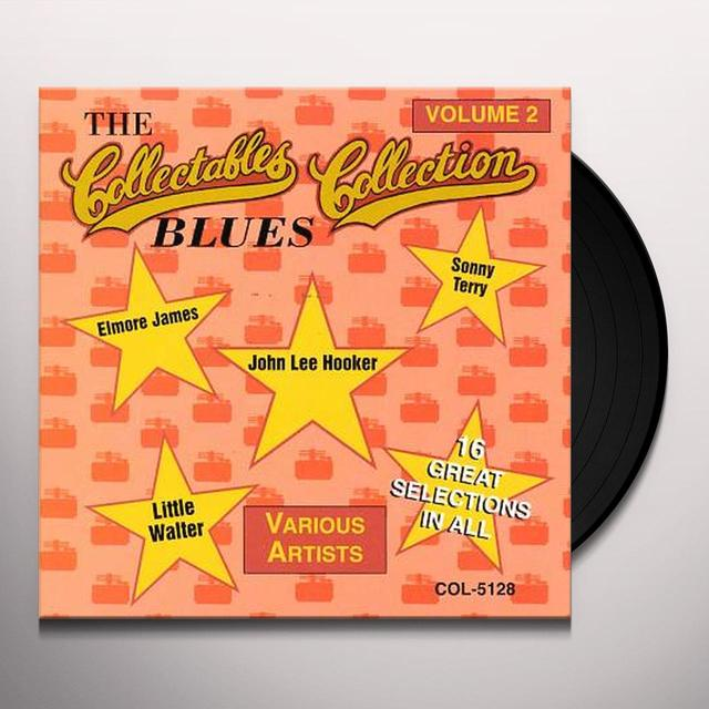 BLUES COLLECTABLES 2 / VARIOUS Vinyl Record