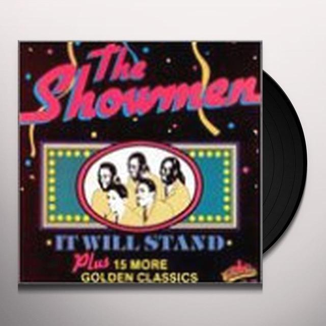 Showmen GOLDEN CLASSICS Vinyl Record
