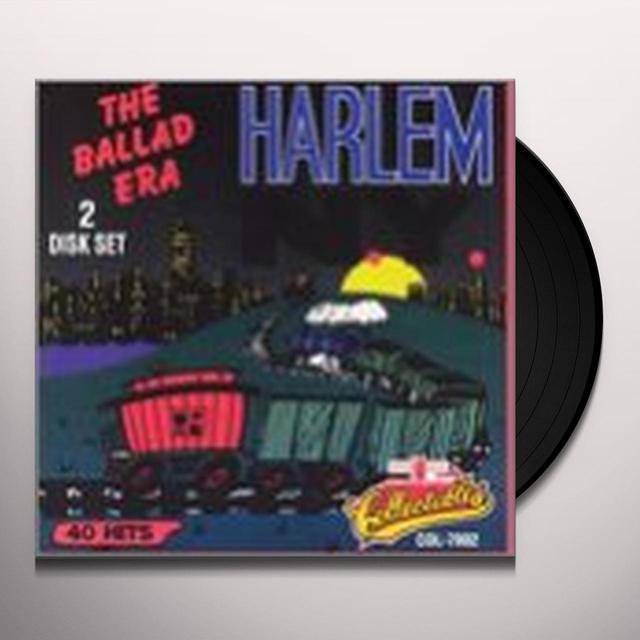 HARLEM BALLAD ERA / VARIOUS Vinyl Record