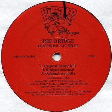 Mc Shan BRIDGE Vinyl Record