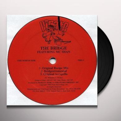 Mc Shan BRIDGE Vinyl Record