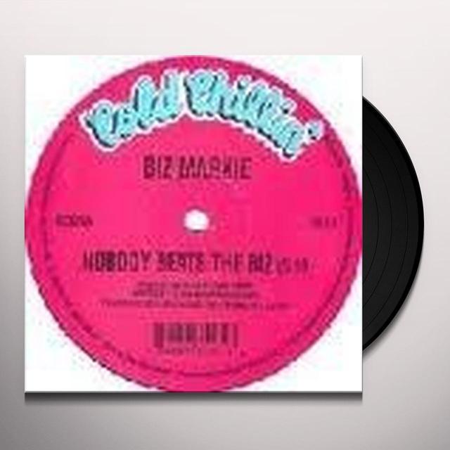 Biz Markie NOBODY Vinyl Record