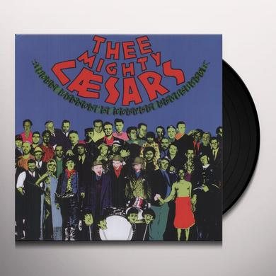 Thee Mighty Caesars JOHN LENNON'S CORPSE REVISITED Vinyl Record