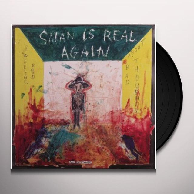 Country Teasers SATAN IS REAL AGAIN (Vinyl)