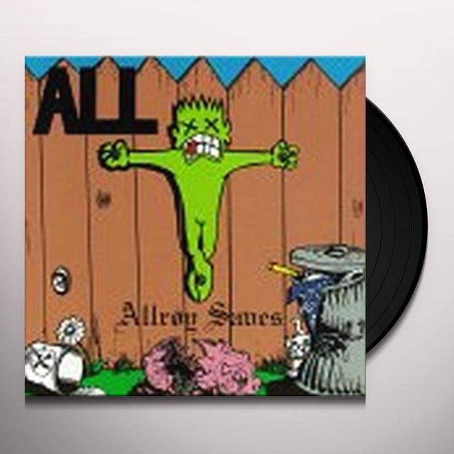 ALLROY SAVES Vinyl Record