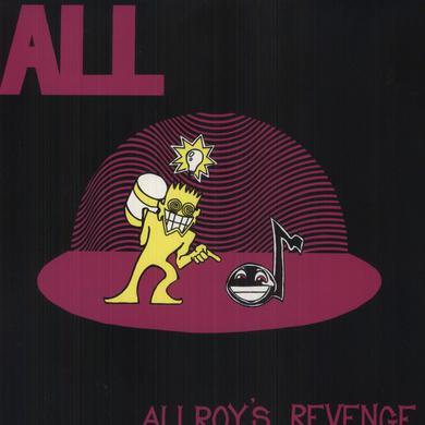 ALLROY'S REVENGE Vinyl Record